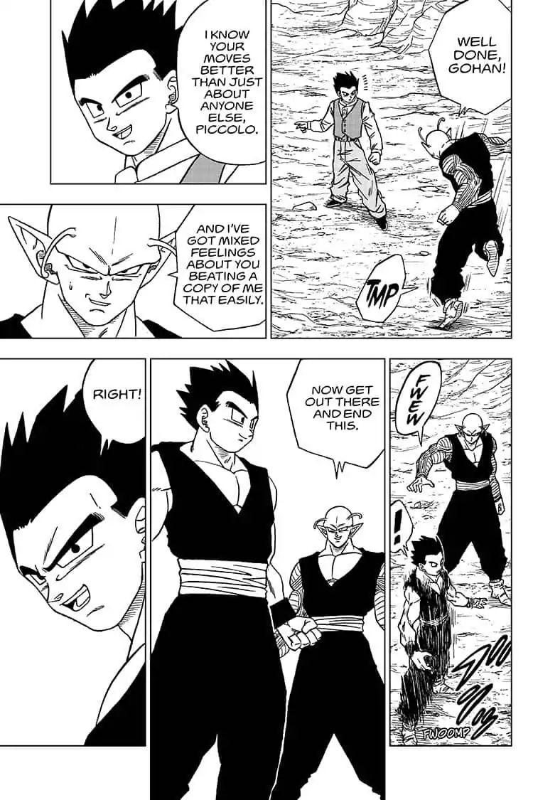Dragon Ball Super Chapter 54  Online Free Manga Read Image 7