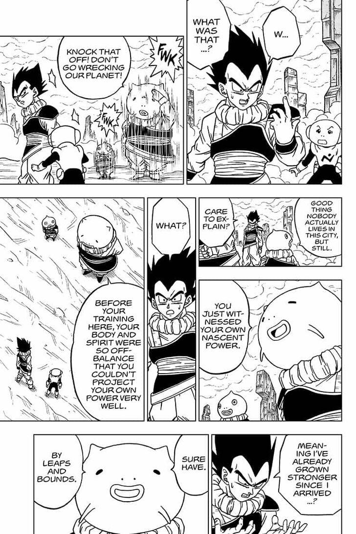 Dragon Ball Super Chapter 55  Online Free Manga Read Image 15