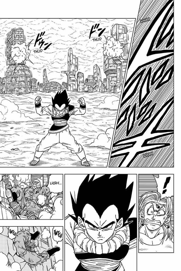Dragon Ball Super Chapter 55  Online Free Manga Read Image 17