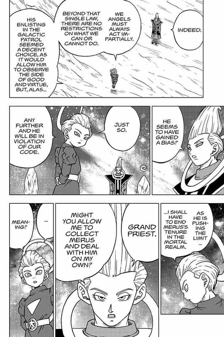 Dragon Ball Super Chapter 55  Online Free Manga Read Image 2
