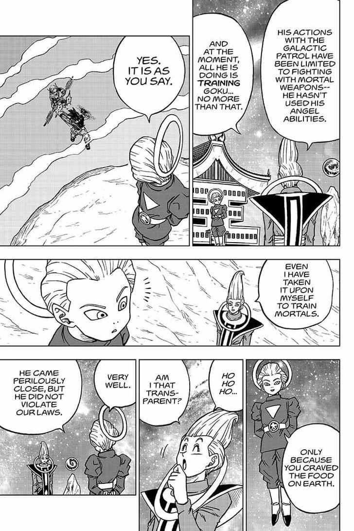 Dragon Ball Super Chapter 55  Online Free Manga Read Image 3