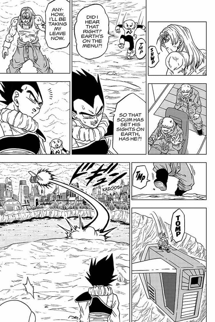 Dragon Ball Super Chapter 55  Online Free Manga Read Image 31