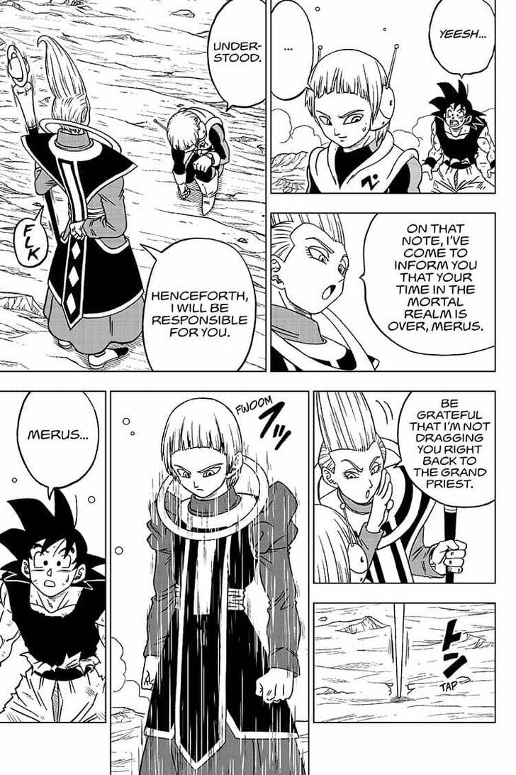 Dragon Ball Super Chapter 55  Online Free Manga Read Image 43