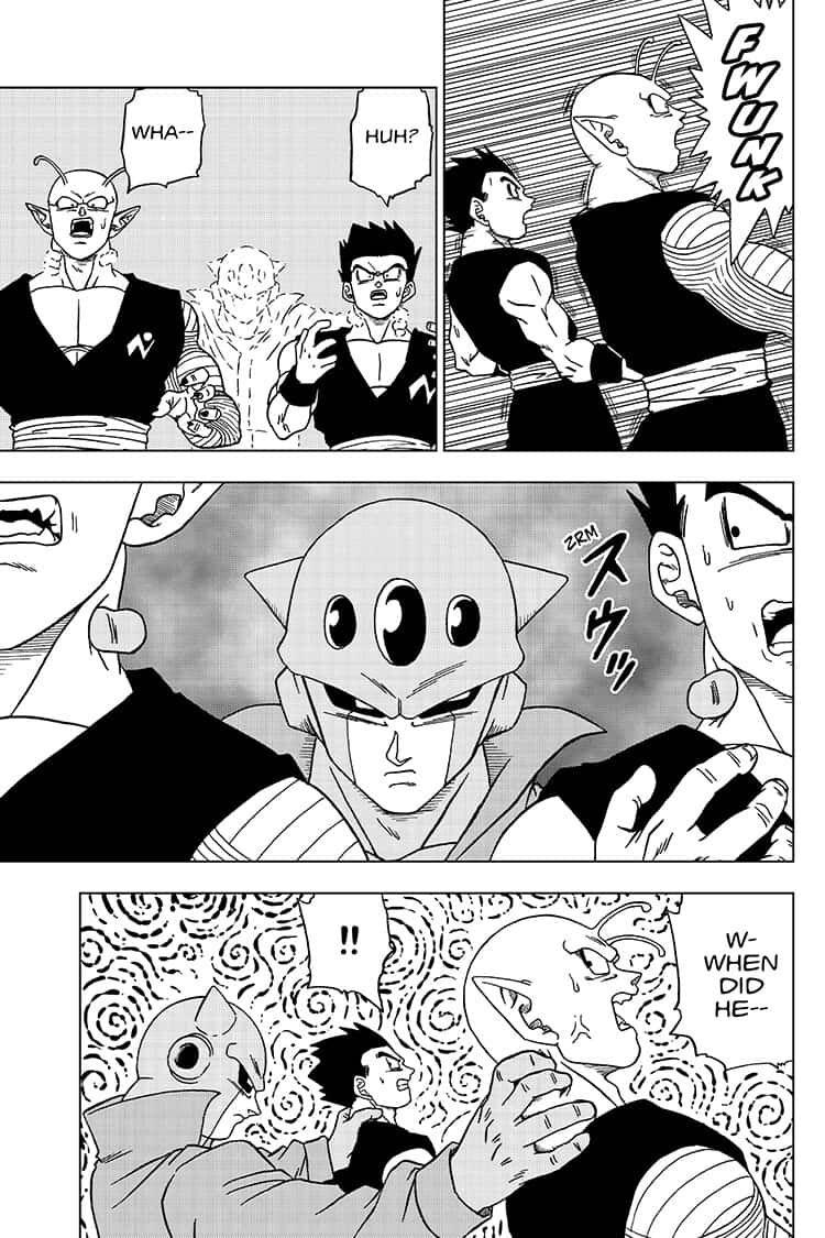Dragon Ball Super Chapter 56  Online Free Manga Read Image 19