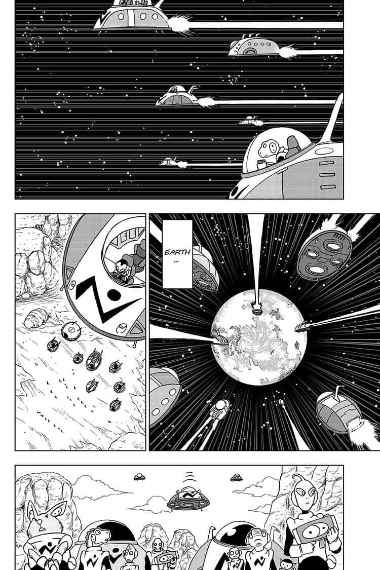 Dragon Ball Super Chapter 56  Online Free Manga Read Image 2