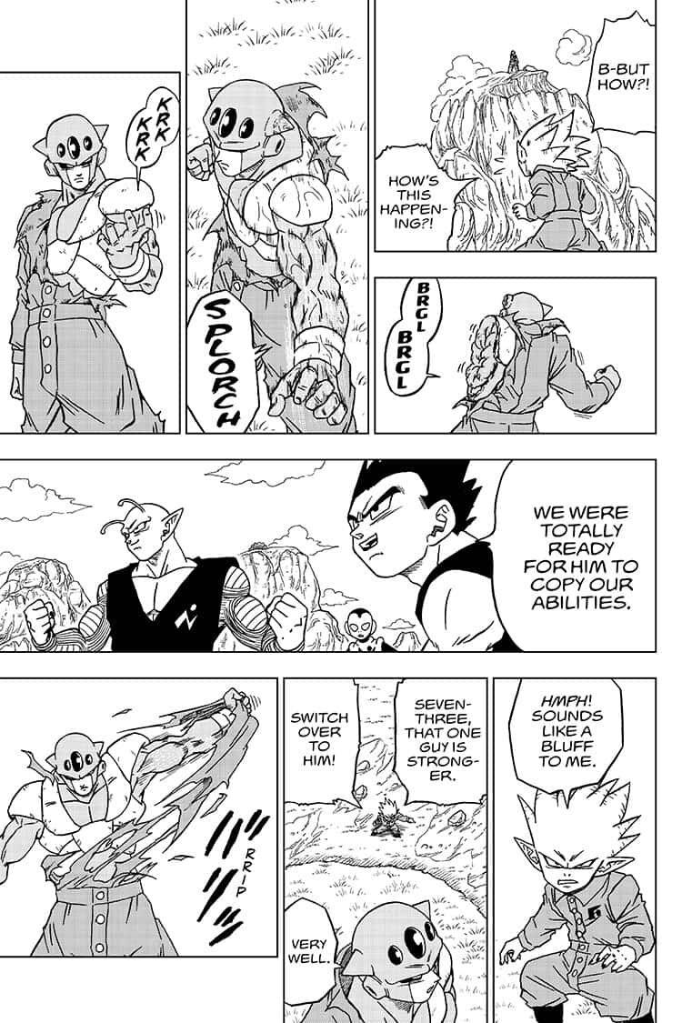 Dragon Ball Super Chapter 56  Online Free Manga Read Image 27