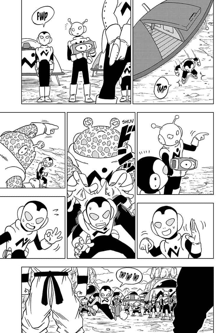 Dragon Ball Super Chapter 56  Online Free Manga Read Image 3
