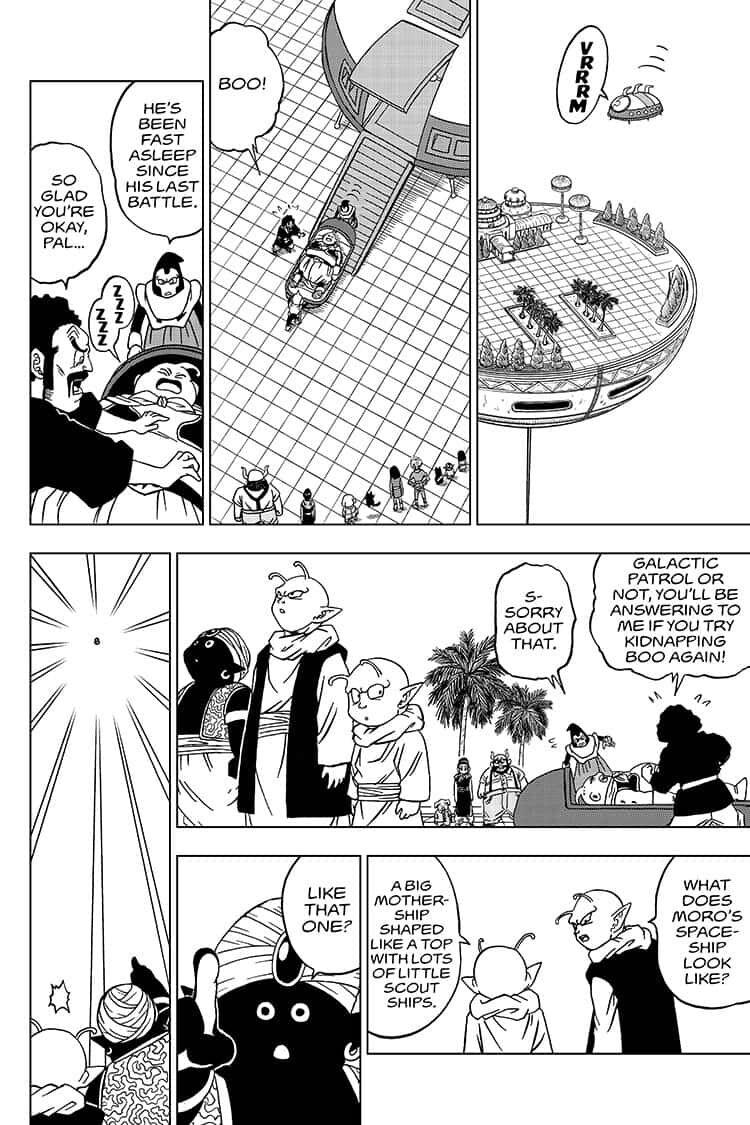 Dragon Ball Super Chapter 56  Online Free Manga Read Image 6