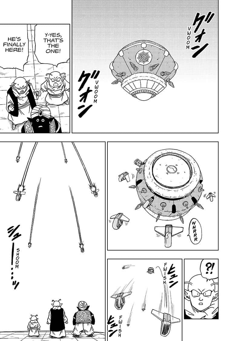 Dragon Ball Super Chapter 56  Online Free Manga Read Image 7