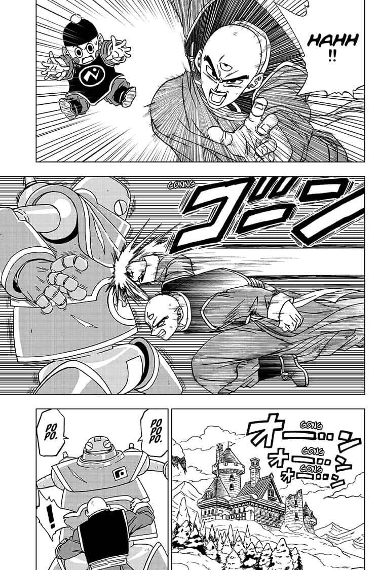 Dragon Ball Super Chapter 57  Online Free Manga Read Image 13