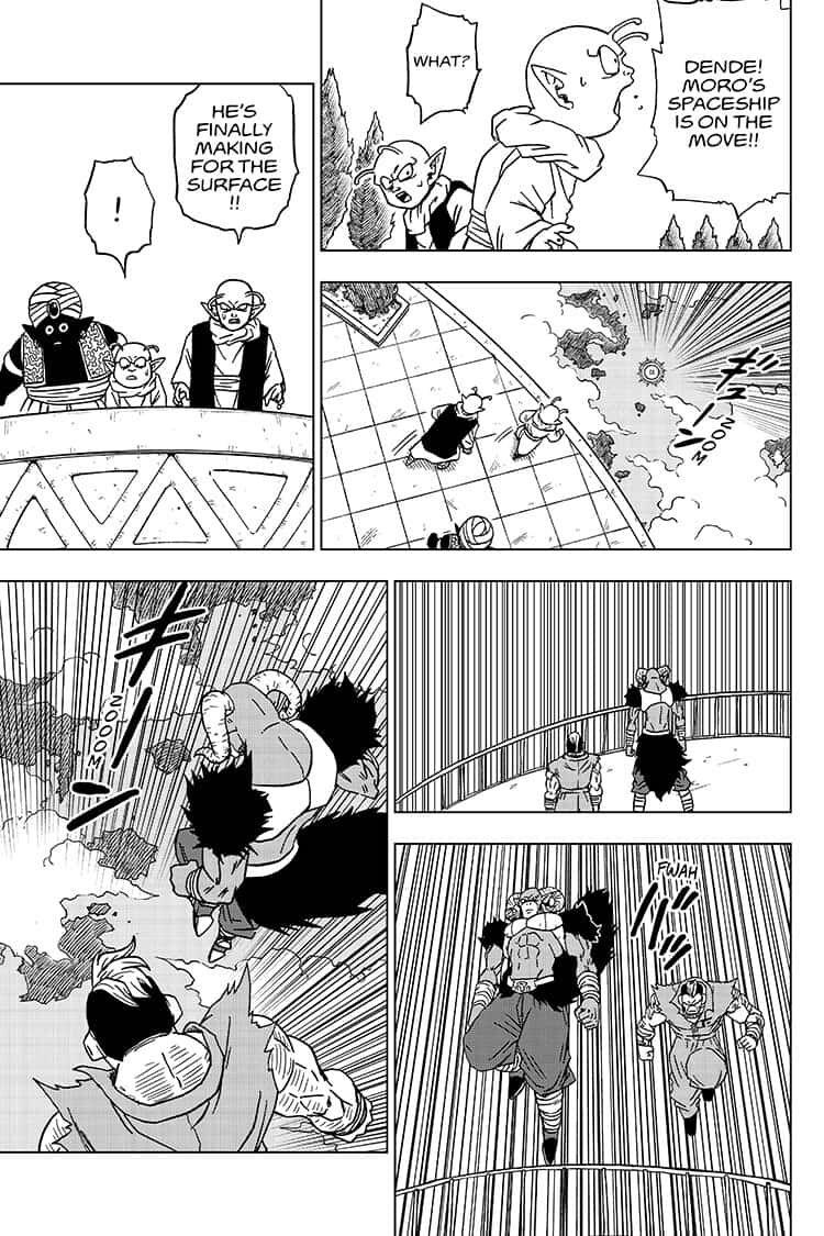 Dragon Ball Super Chapter 57  Online Free Manga Read Image 25