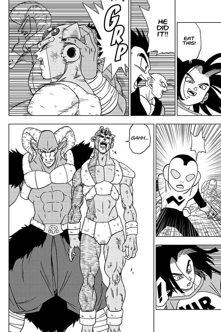 Dragon Ball Super Chapter 57  Online Free Manga Read Image 28