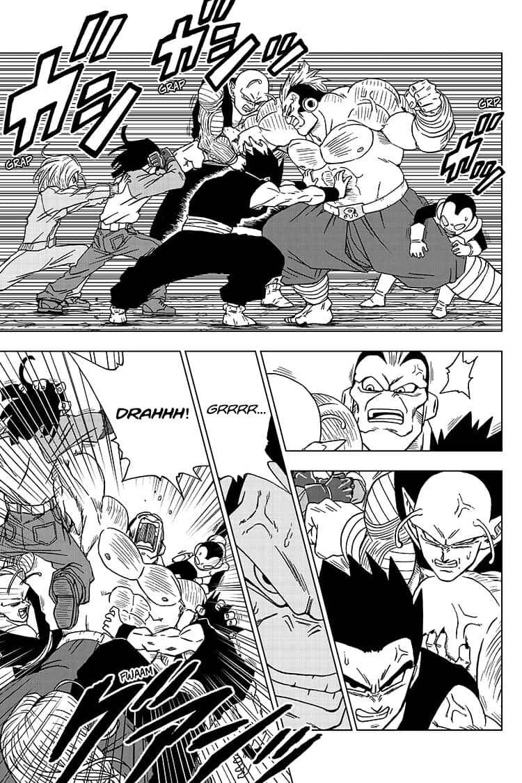 Dragon Ball Super Chapter 57  Online Free Manga Read Image 37