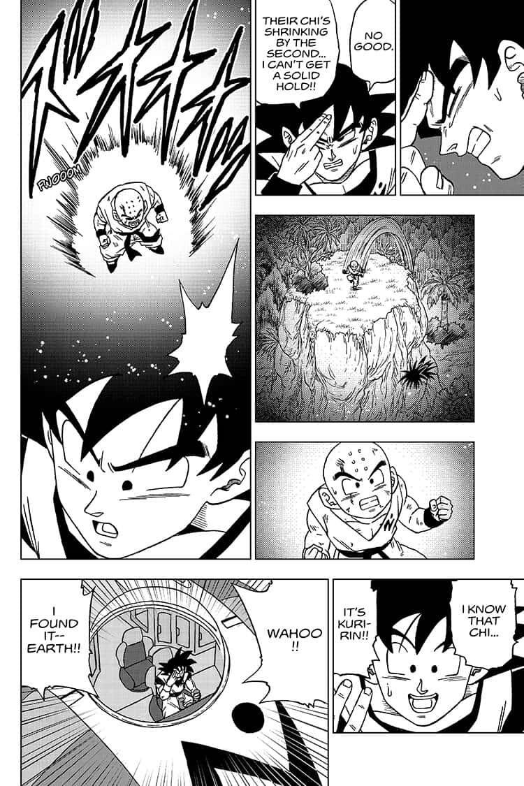 Dragon Ball Super Chapter 57  Online Free Manga Read Image 42