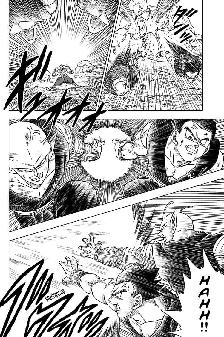 Dragon Ball Super Chapter 58  Online Free Manga Read Image 10