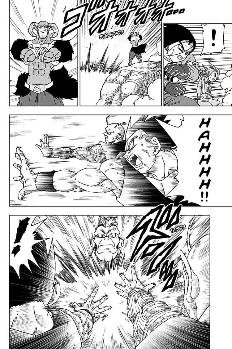 Dragon Ball Super Chapter 58  Online Free Manga Read Image 12
