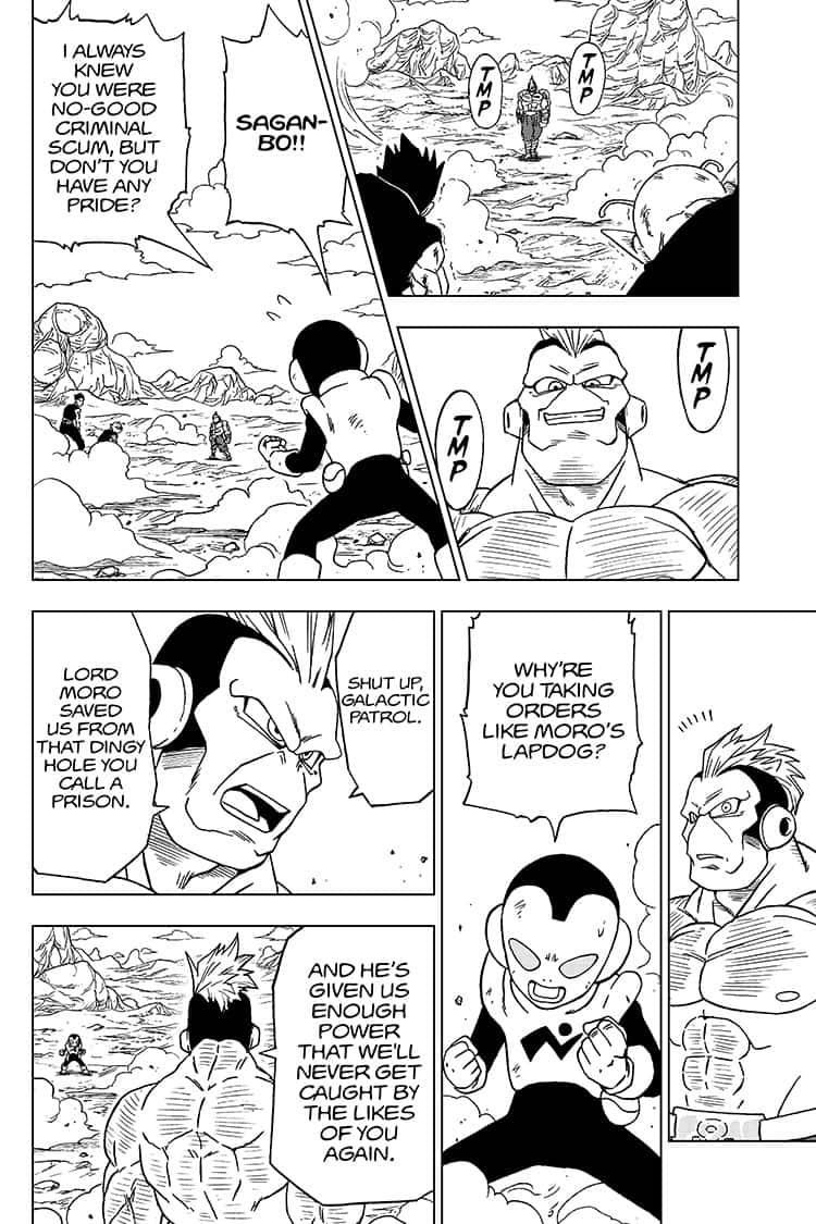 Dragon Ball Super Chapter 58  Online Free Manga Read Image 14