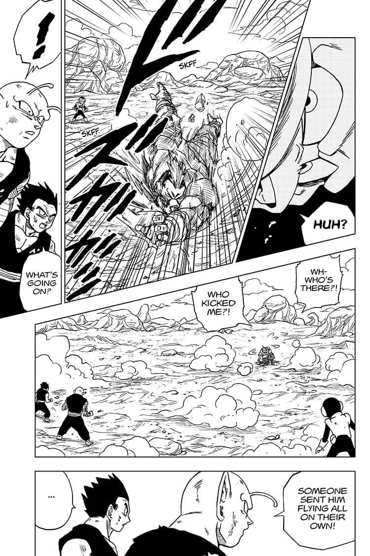 Dragon Ball Super Chapter 58  Online Free Manga Read Image 17