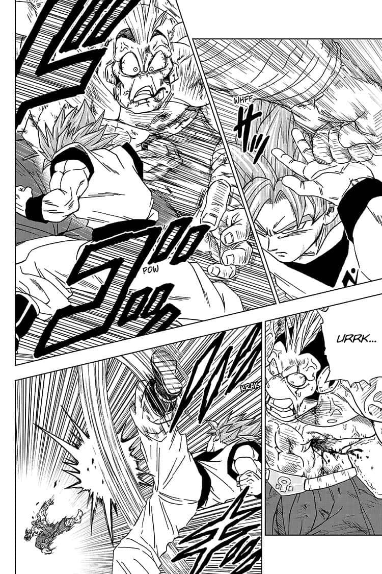 Dragon Ball Super Chapter 58  Online Free Manga Read Image 30
