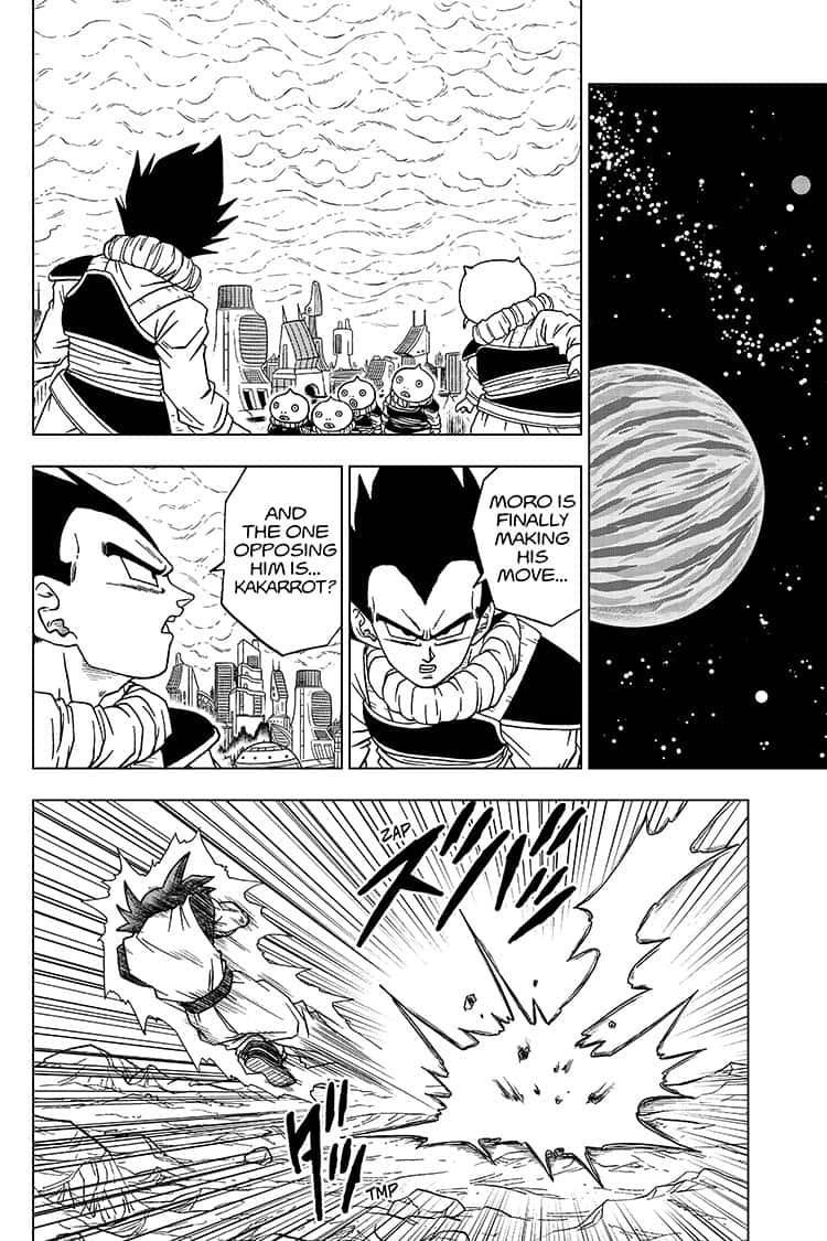 Dragon Ball Super Chapter 59  Online Free Manga Read Image 14