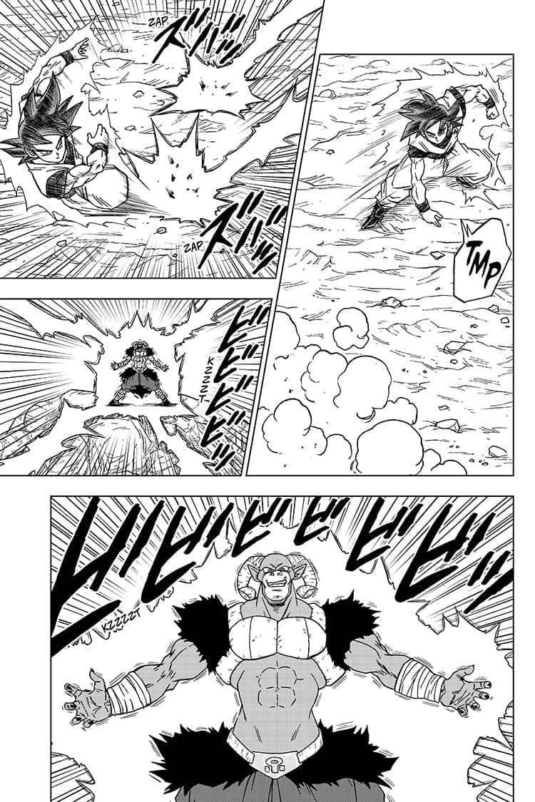 Dragon Ball Super Chapter 59  Online Free Manga Read Image 15