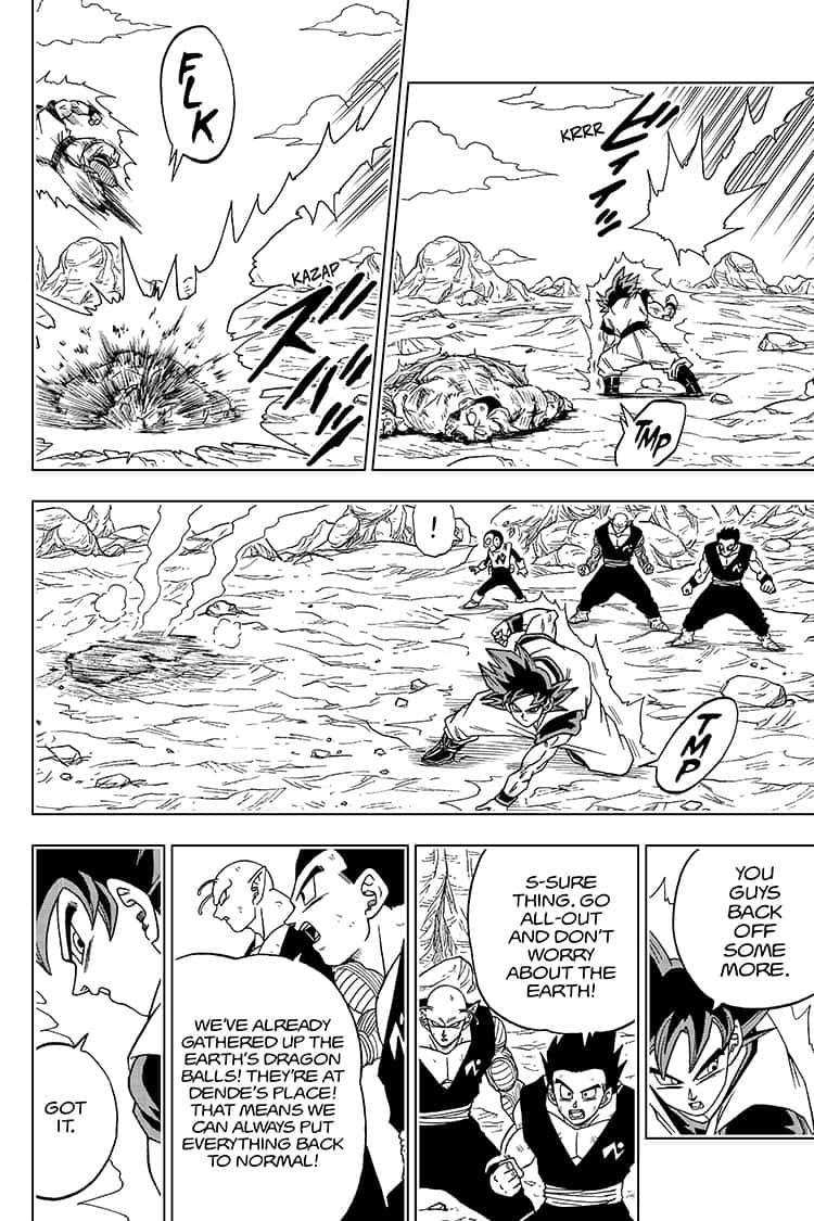Dragon Ball Super Chapter 59  Online Free Manga Read Image 16