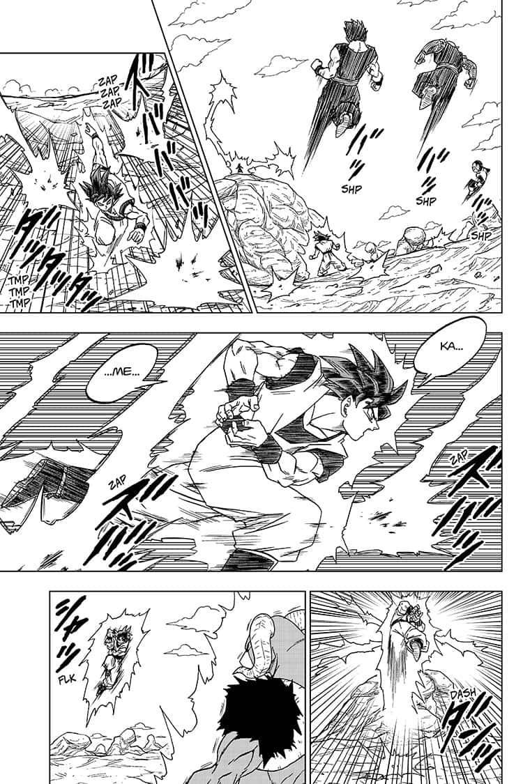 Dragon Ball Super Chapter 59  Online Free Manga Read Image 17