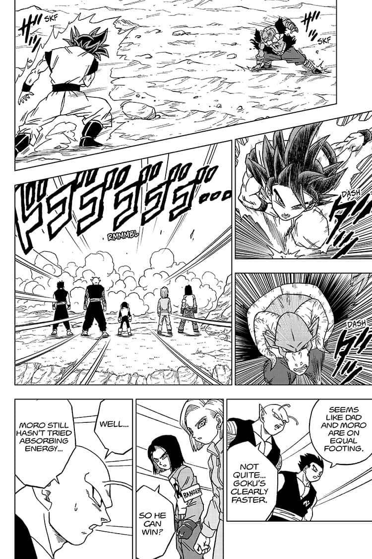 Dragon Ball Super Chapter 59  Online Free Manga Read Image 28