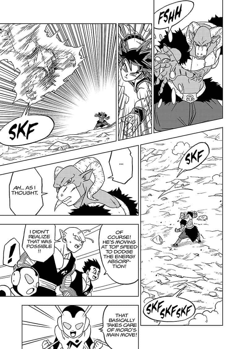 Dragon Ball Super Chapter 59  Online Free Manga Read Image 31