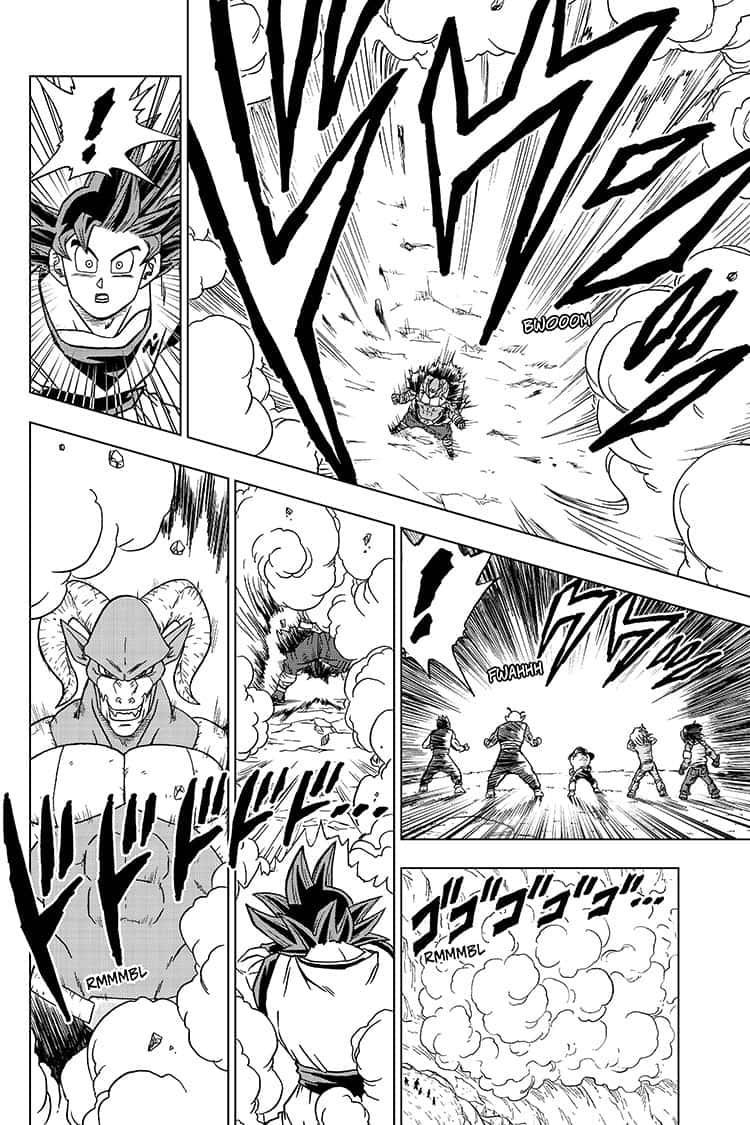 Dragon Ball Super Chapter 59  Online Free Manga Read Image 40