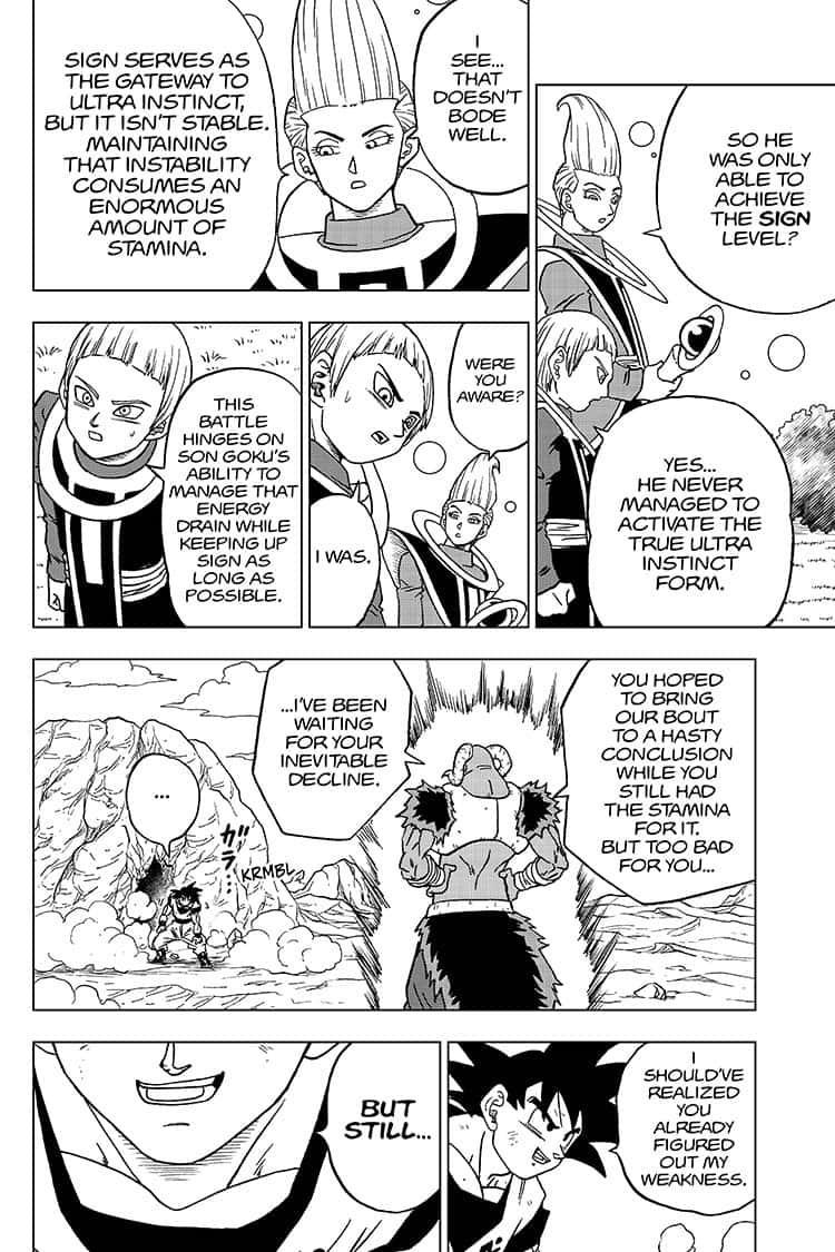Dragon Ball Super Chapter 59  Online Free Manga Read Image 44