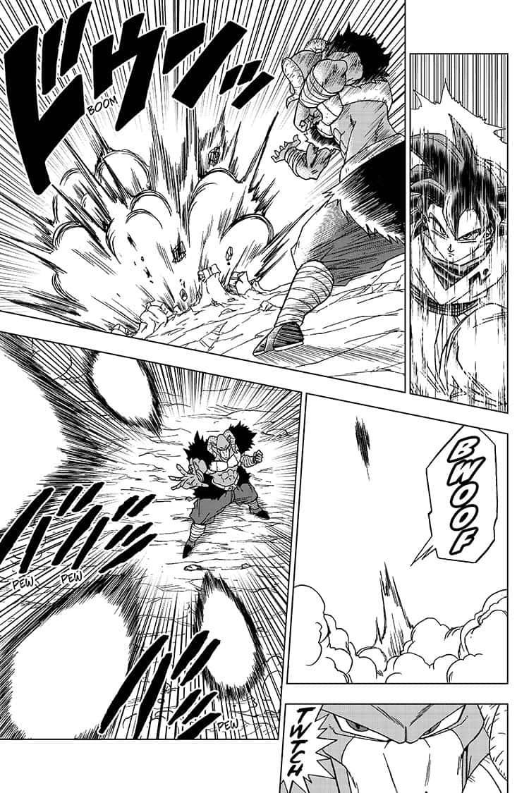 Dragon Ball Super Chapter 59  Online Free Manga Read Image 7