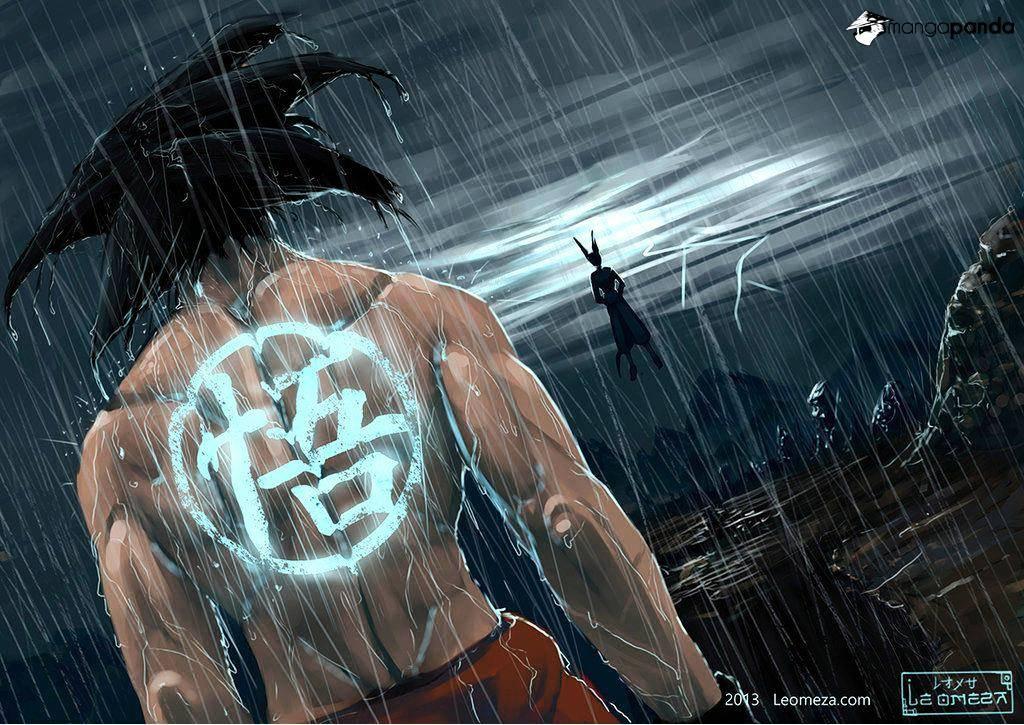 Dragon Ball Super Chapter 6  Online Free Manga Read Image 3