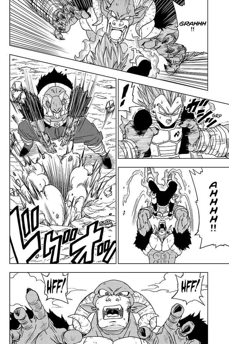Dragon Ball Super Chapter 61  Online Free Manga Read Image 10