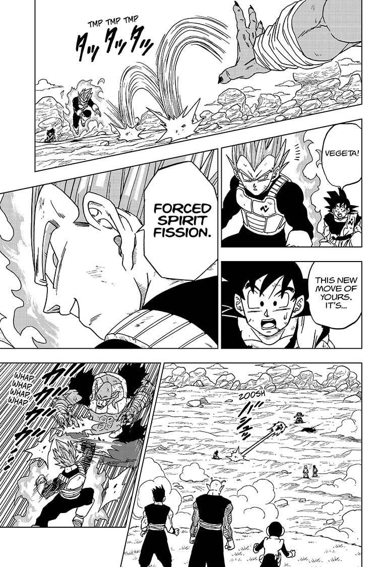 Dragon Ball Super Chapter 61  Online Free Manga Read Image 13
