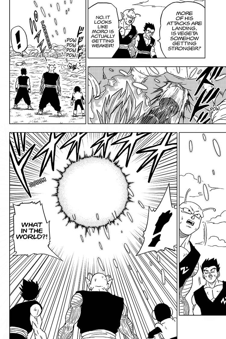 Dragon Ball Super Chapter 61  Online Free Manga Read Image 14