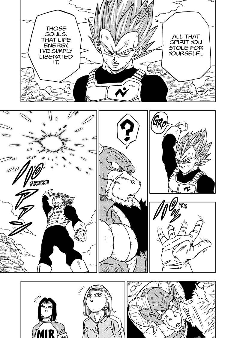 Dragon Ball Super Chapter 61  Online Free Manga Read Image 17