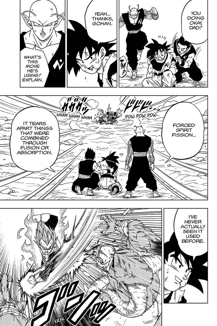 Dragon Ball Super Chapter 61  Online Free Manga Read Image 19