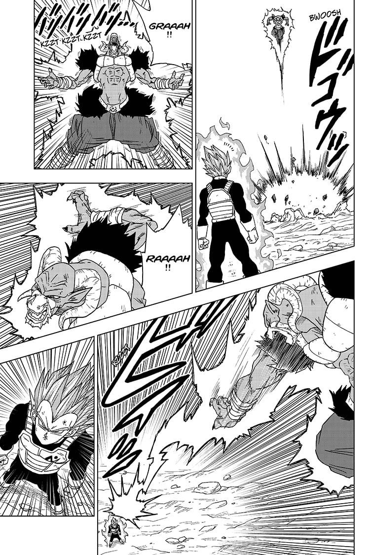Dragon Ball Super Chapter 61  Online Free Manga Read Image 21
