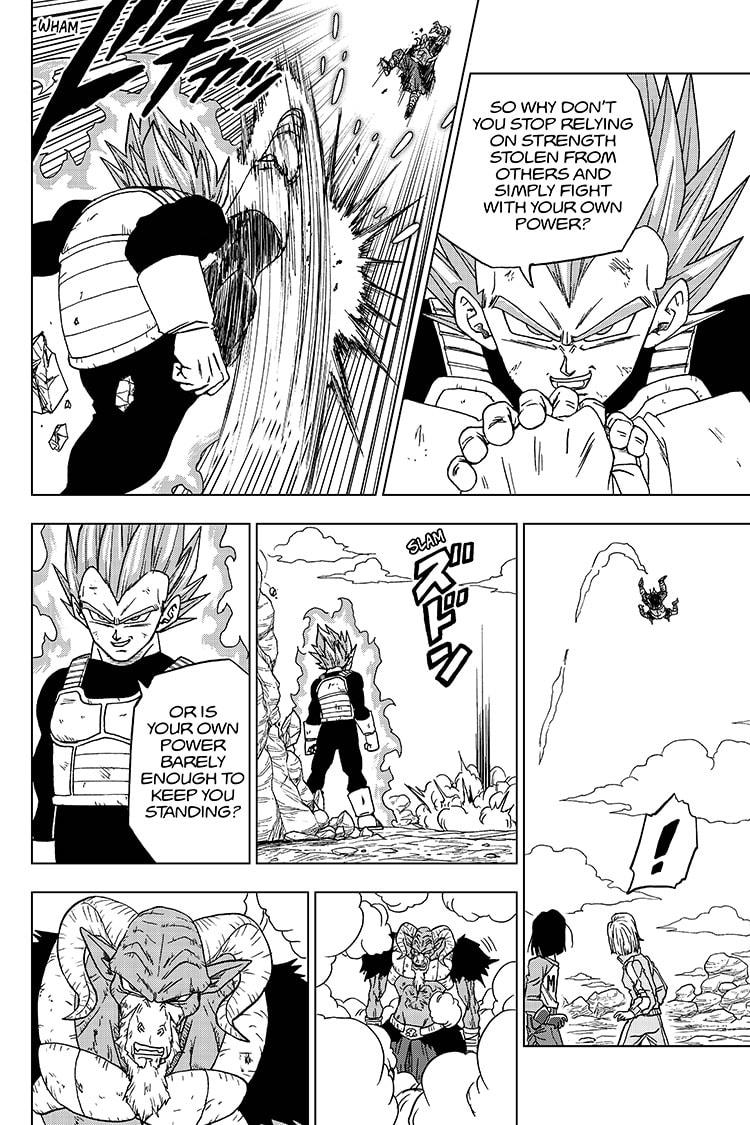 Dragon Ball Super Chapter 61  Online Free Manga Read Image 24