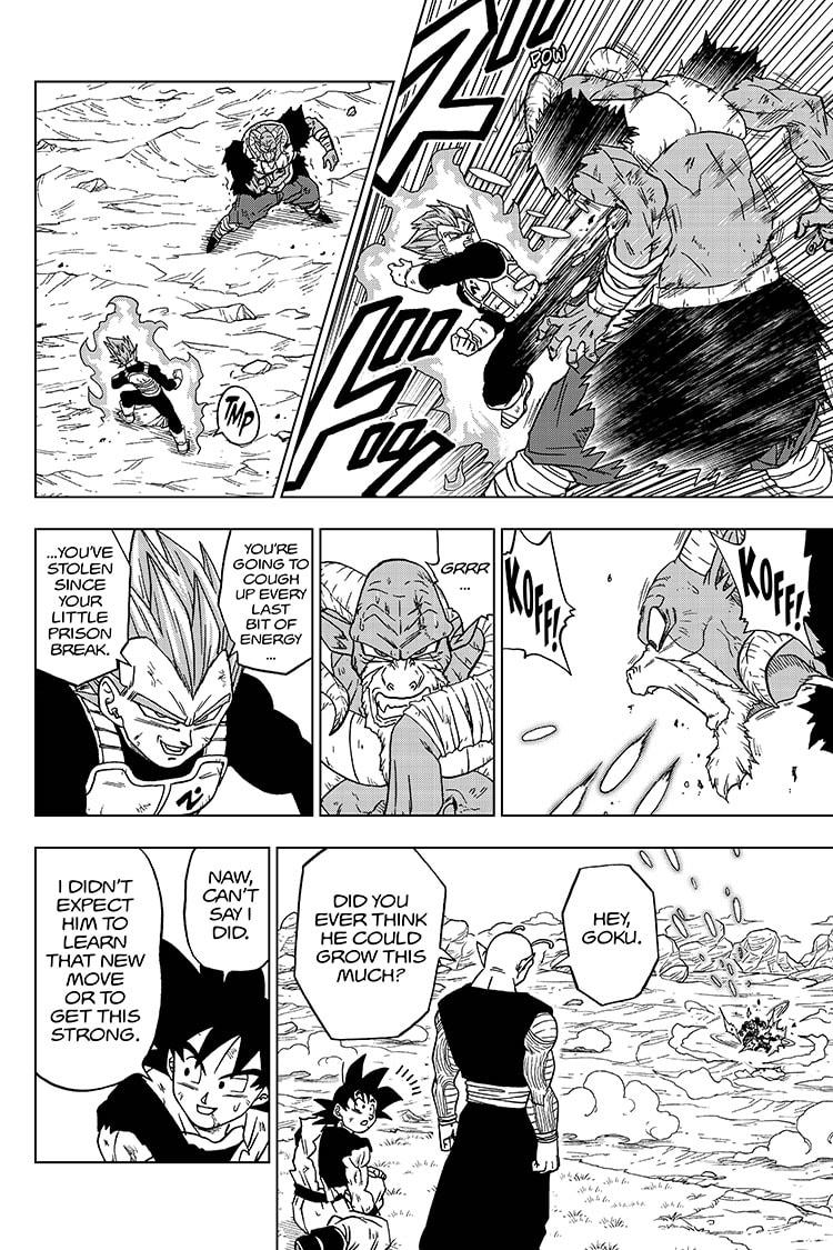 Dragon Ball Super Chapter 61  Online Free Manga Read Image 28