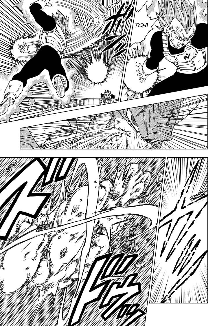 Dragon Ball Super Chapter 61  Online Free Manga Read Image 39