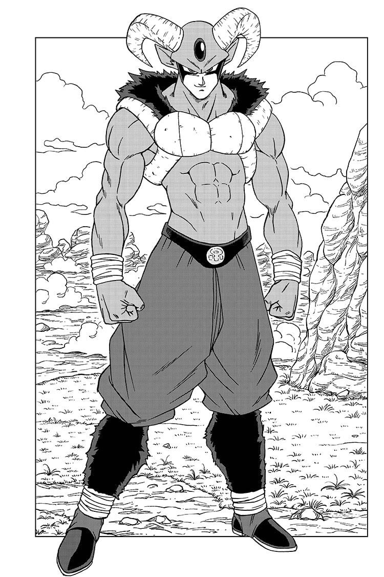 Dragon Ball Super Chapter 61  Online Free Manga Read Image 43