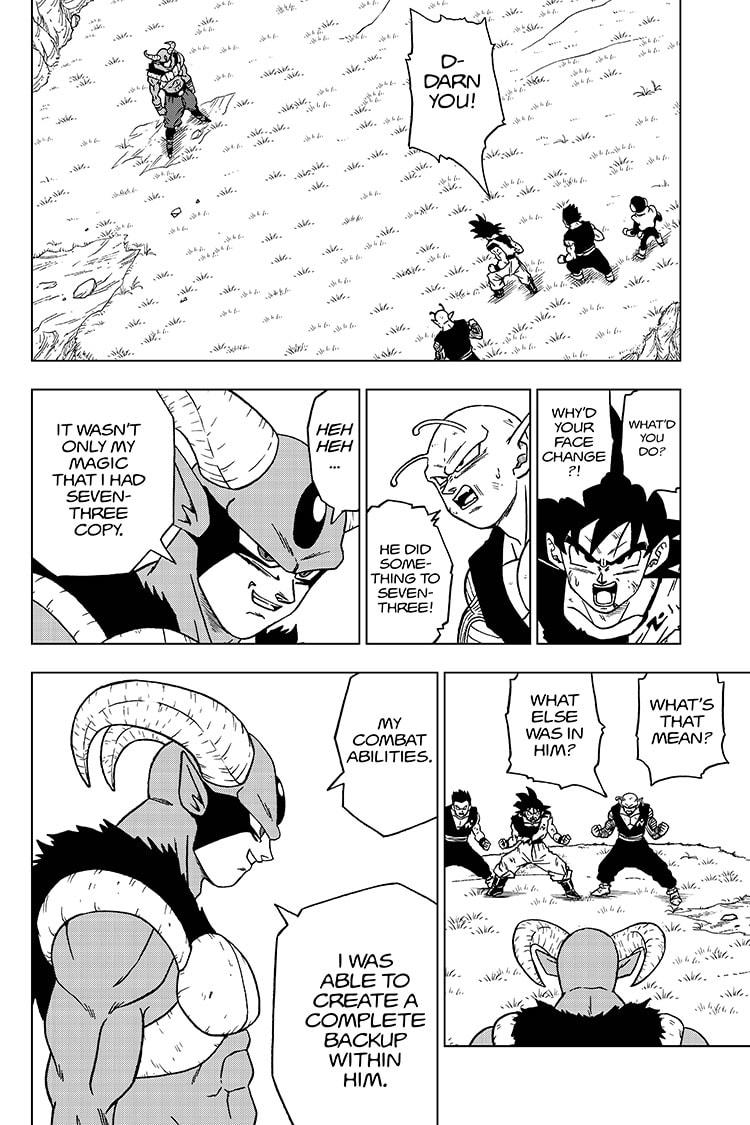 Dragon Ball Super Chapter 61  Online Free Manga Read Image 44