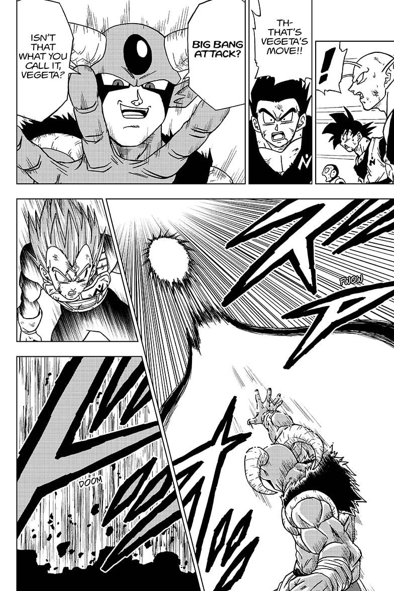 Dragon Ball Super Chapter 62  Online Free Manga Read Image 10