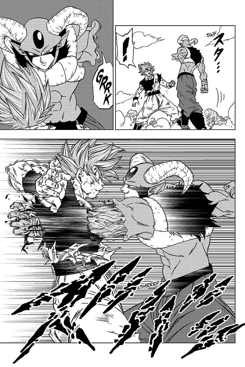 Dragon Ball Super Chapter 62  Online Free Manga Read Image 25