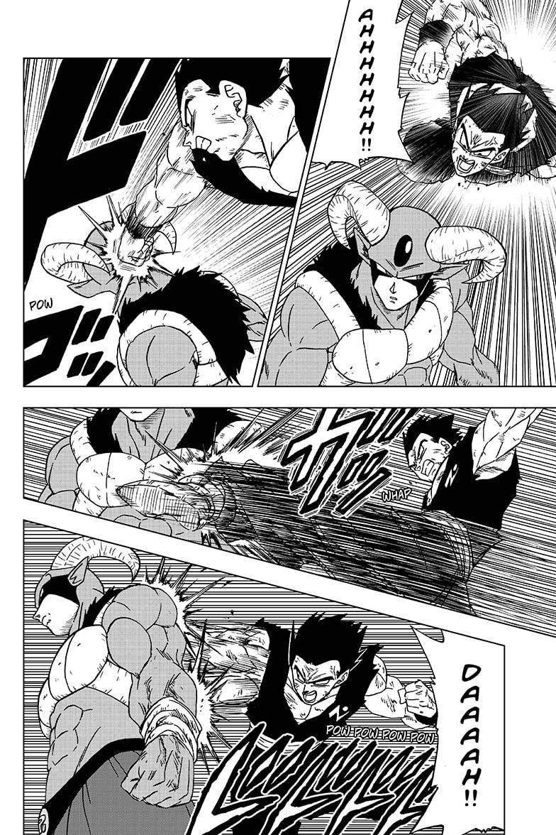Dragon Ball Super Chapter 62  Online Free Manga Read Image 28