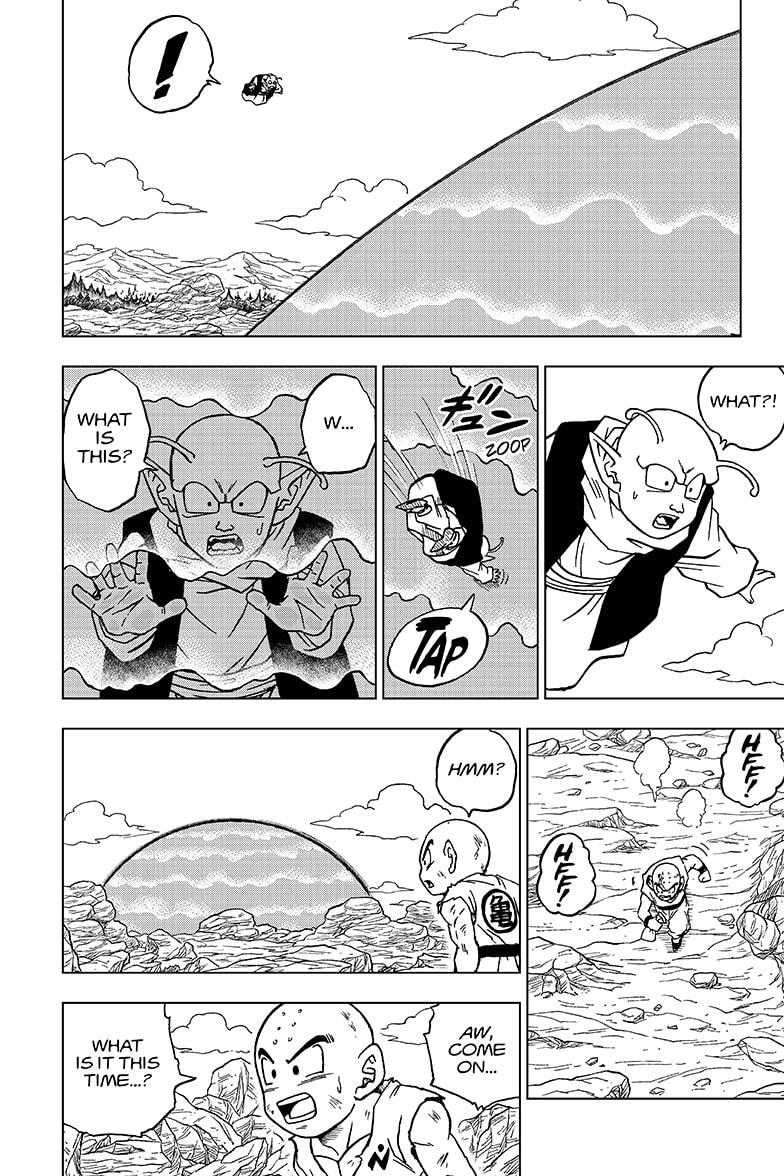 Dragon Ball Super Chapter 62  Online Free Manga Read Image 34
