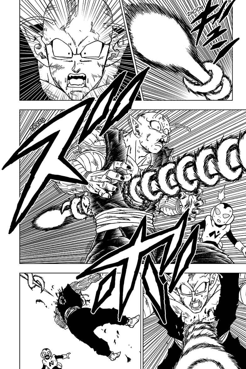 Dragon Ball Super Chapter 62  Online Free Manga Read Image 38