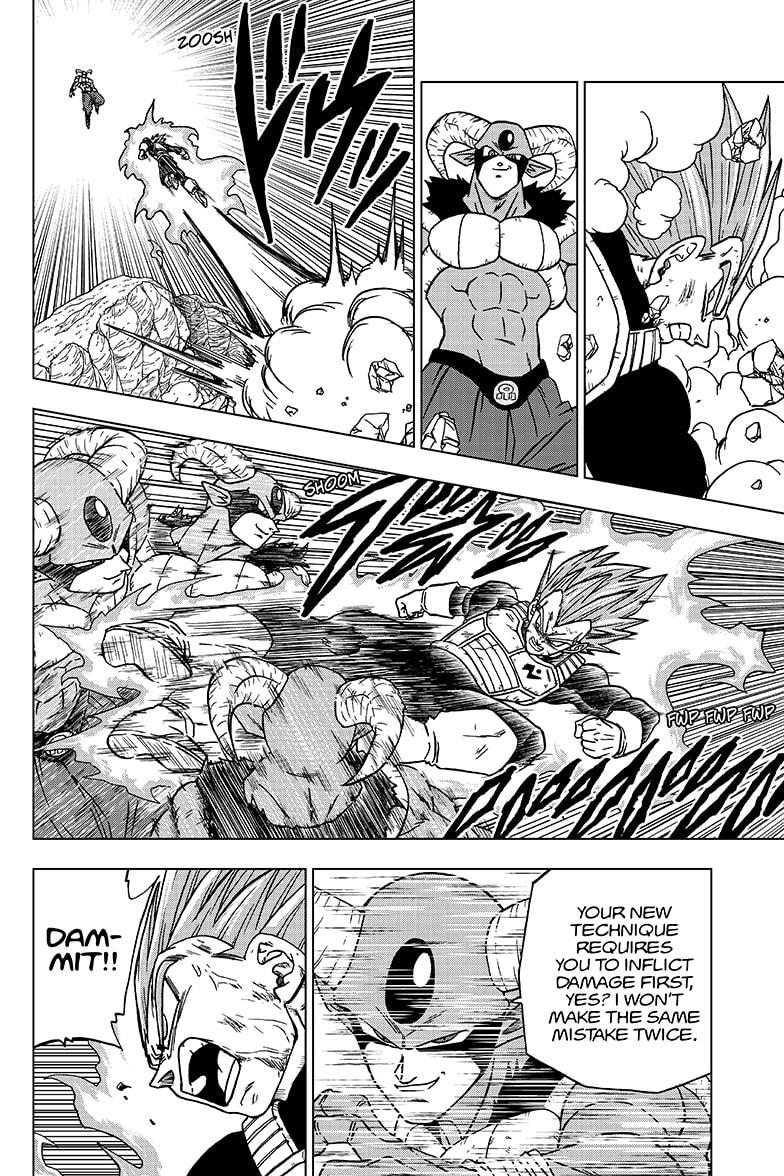 Dragon Ball Super Chapter 62  Online Free Manga Read Image 4